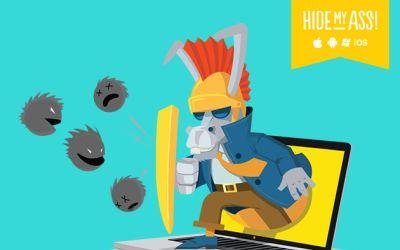 HideMyAss! VPN: 2 Year Subscription