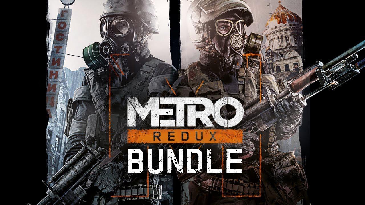 metro redux bundle at bundle stars, 80% off