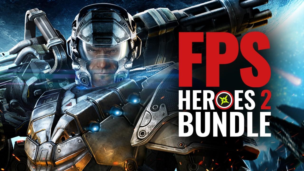 Fanatical FPS Heroes Bundle 2