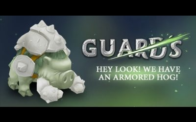 Win one of 10 Guards Steam keys
