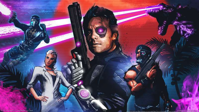 Next Free Ubi30 game is Far Cry: Blood Dragon