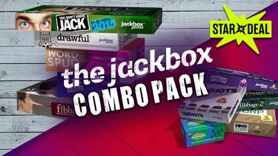 Bundle Stars Jackbox Combo Pack