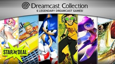 Bundle Stars Dreamcast Collection
