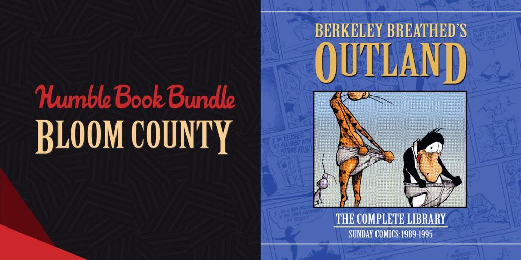 The Humble Comics Bundle: Bloom County