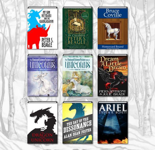 Humble Book Bundle: Save the Unicorns