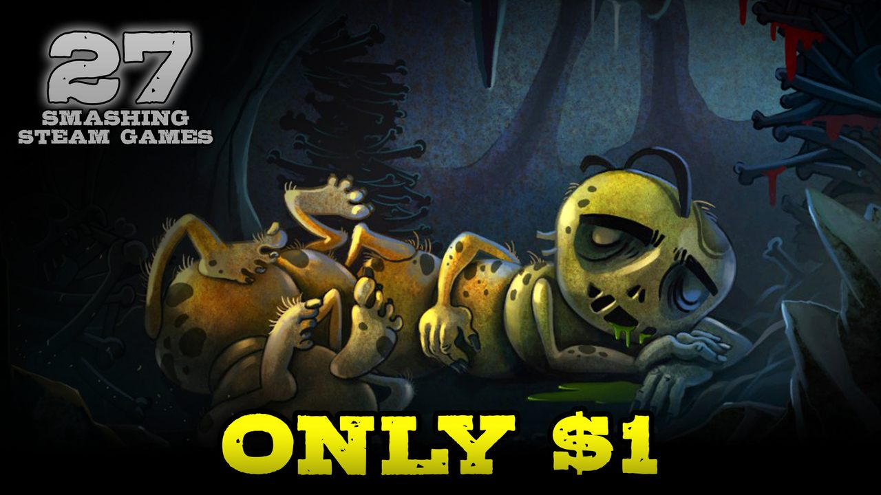 27 Steam games for $1 in Bundle Stars Dollar Forever Bundle