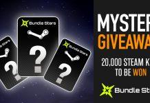 20000 Mystery Steam Keys Giveaway