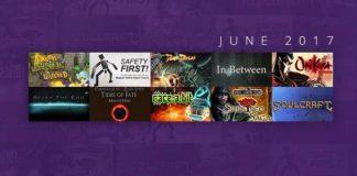 GMG Indie Monthly Bundle June 2017