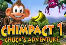 Free Steam Key - Chimpact 1: Chuck's Adventure