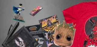 Loot Crate Exclusive Mystery Bundle