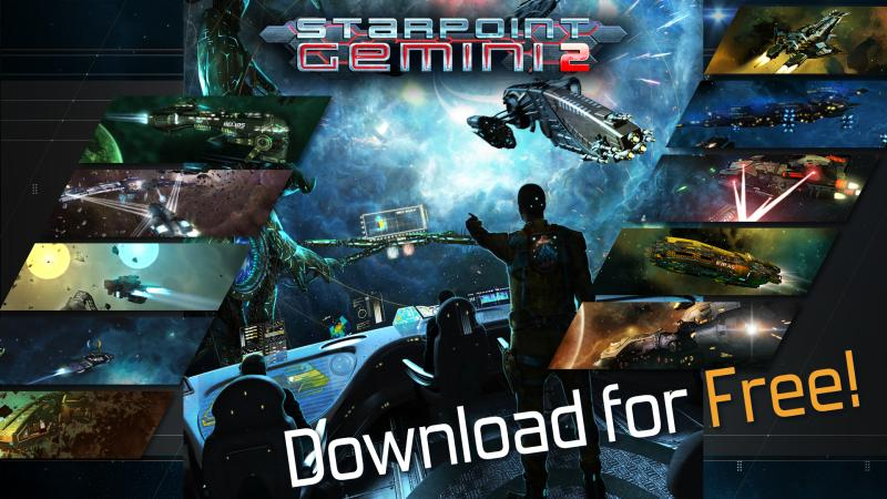 Starpoint Gemini 2 is free on Steam for 48 hours