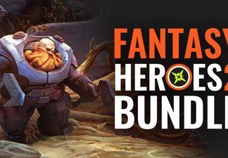 Bundle Stars Fantasy Heroes 2 Bundle