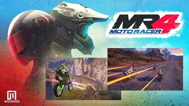 Get a free Moto Racer 4 Steam key