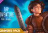 Tap Adventure: Time Travel Beginner's Pack Steam key giveaway