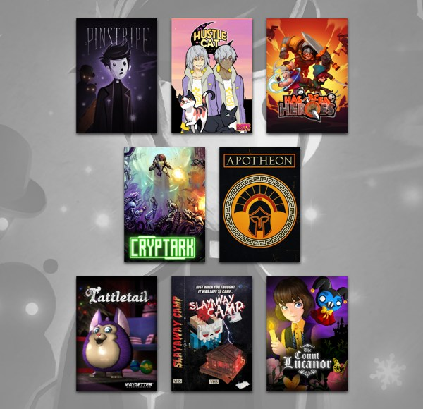 The Humble Gems Bundle 2