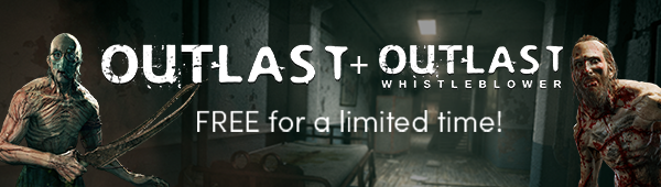 Outlast + Whistleblower DLC for FREE (Steam) | Indie Game