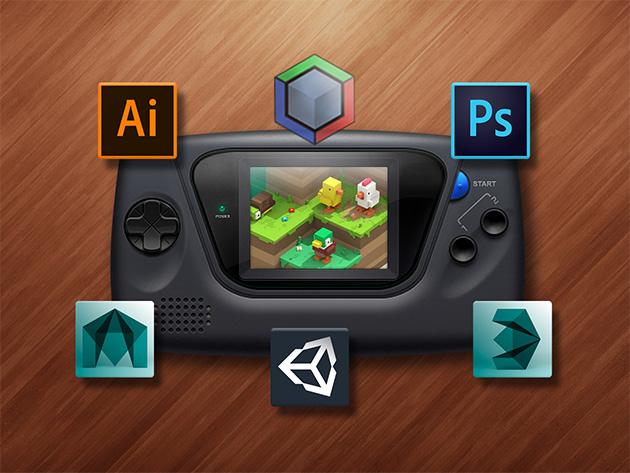 School of Game Design: Lifetime Membership + 40% off voucher