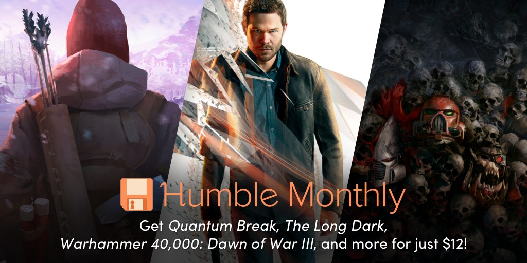 Humble Monthly Bundle December 2017 (titles revealed)