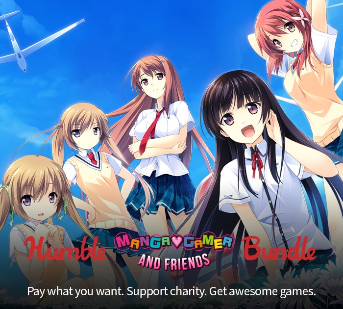 The Humble MangaGamer and Friends Bundle