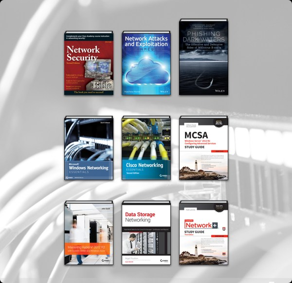 The Humble Book Bundle: Network & Security Certification