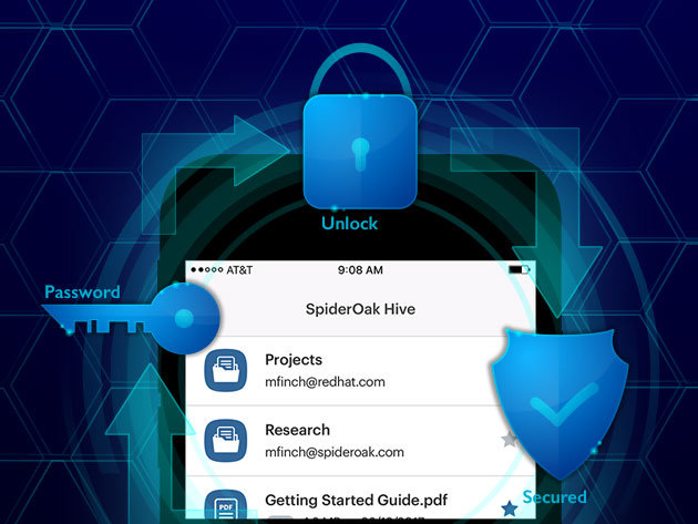 Protect and Store All Your Personal Data for Less Than $40 a Year