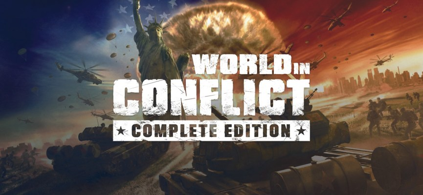 Free Game: World in Conflict: Complete Edition (uPlay)