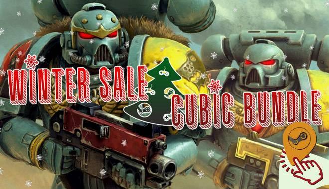 Steam Winter Sale Cubic Bundle
