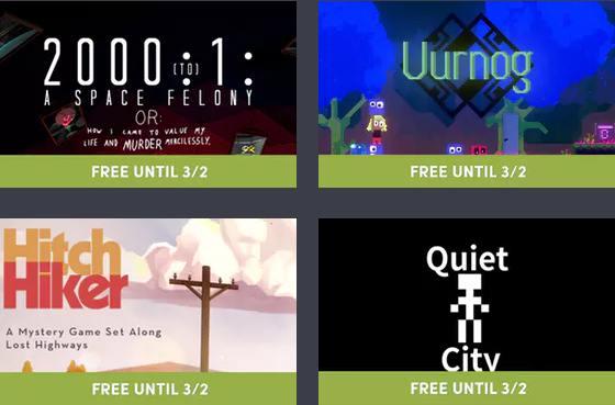 Grab 7 Humble Originals for free