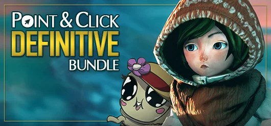 Indie Gala Point & Click Definitive Bundle