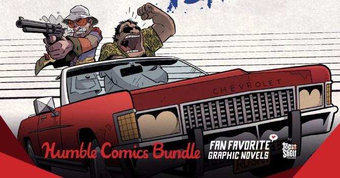 The Humble Comics Bundle: Fan Favorite Graphic Novels