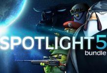 Fanatical Spotlight Bundle 5
