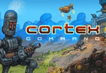 Cortex Command is FREE on Steam for 24 hours