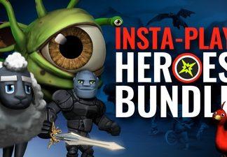 Fanatical Insta-play Heroes Bundle