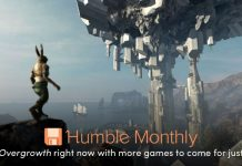 Overgrowth added to Humble Monthly Bundle March 2018