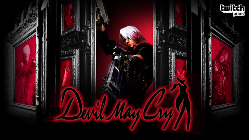 Devil May Cry HD is free with Twitch Prime