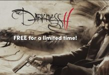 Darkness 2 is FREE on Humble Store for 48 hours