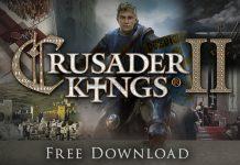 Crusader Kings II is FREE on Steam today