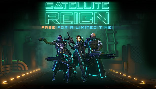 Humble Bundle is giving away FREE copies of Satellite Reign