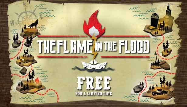 Humble Bundle is giving away FREE copies of The Flame in the Flood