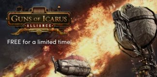 Guns of Icarus Alliance is FREE on Humble Store for a limited time