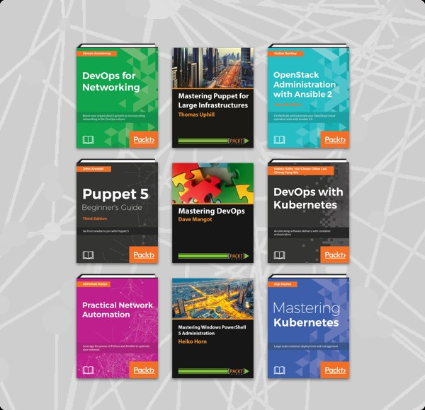 The Humble Book Bundle: DevOps by Pack