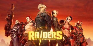 FREE Steam Key: Raiders of the Broken Planet