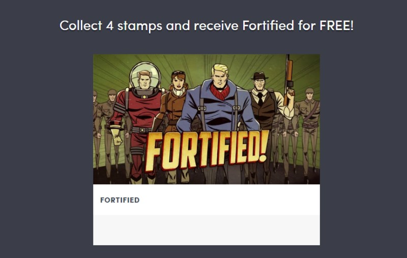 Humble Bundle is giving away FREE copies of Fortified