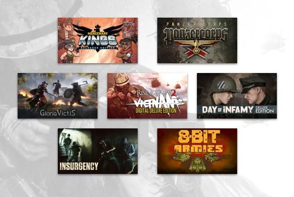 The Humble War Gamez Bundle   Indie Game Bundles
