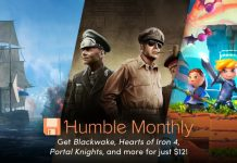 Humble Monthly Bundle July 2018
