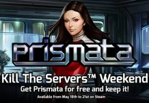 Free Steam Game: Prismata