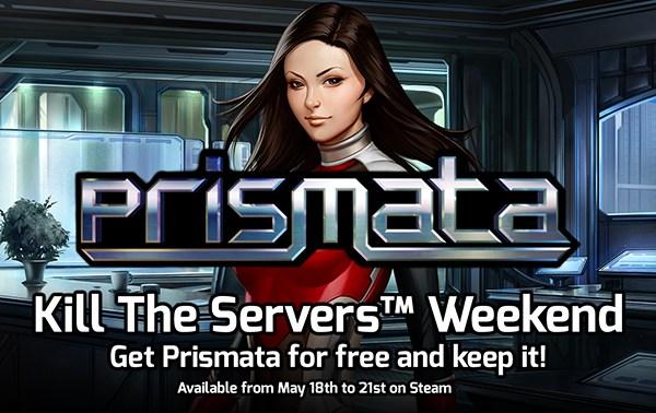 Free Steam Game: Prismata
