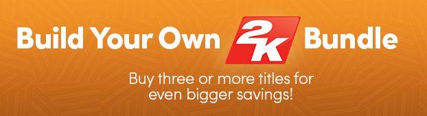 Humble 2K Build-Your-Own-Bundle
