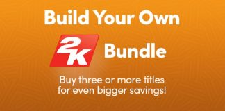 Humble 2K Build-Your-Own-Bundle