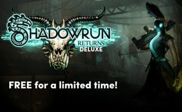 Shadowrun Returns Deluxe is FREE on Humble Store for 48 hours